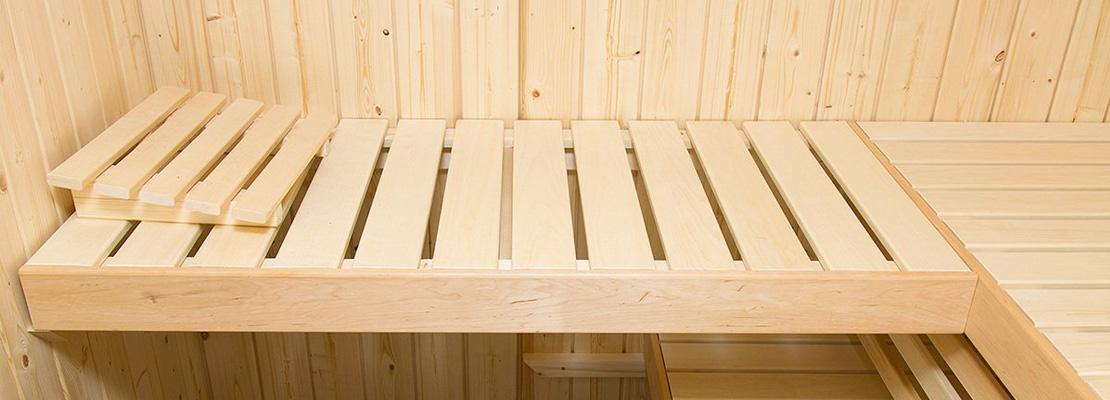 Finnische Sauna nach Maß